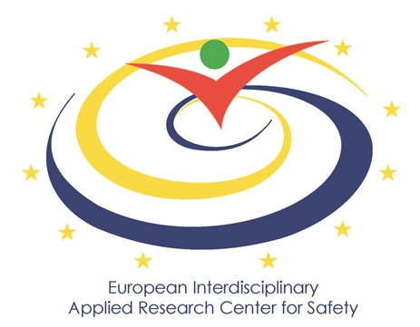 European Interdisciplinary Applied Reserach Center for Safety Logo
